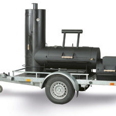 "24"" Extended Catering Smoker (Trailer)"